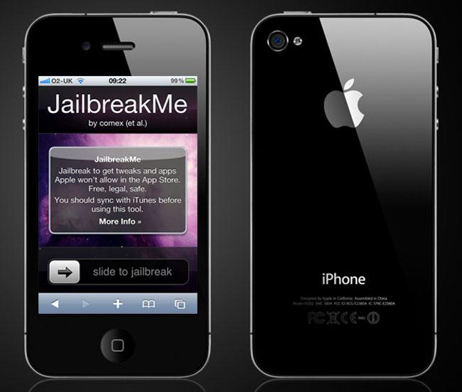 Iphone4jailbreakme